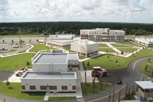 Ariel of Treasure Coast Public Safety Training Complex